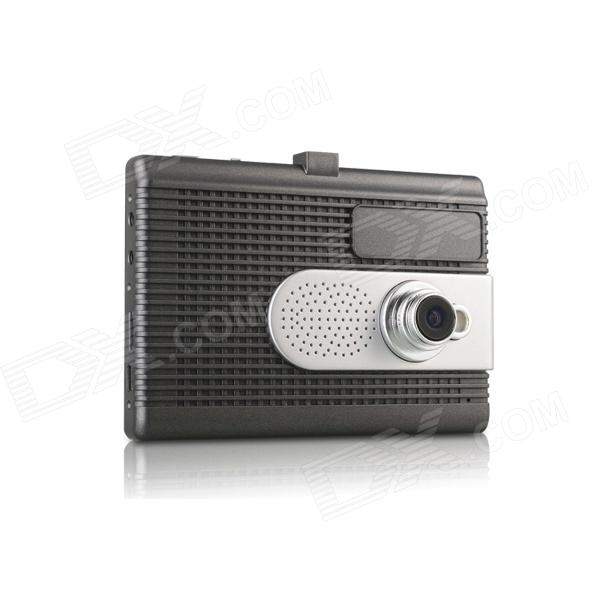 """ChuangZhuo CZ001 5"""" Android 4.0 GPS Navigator w/ 3-Camera, USA + Canada Map, Wi-Fi, AV-IN, AV-Out"""