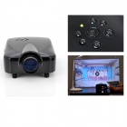 EJIALE EPV3202A FULL HD 1080P Multimedia Mini Home Theater Projector w/ HDMI + USB + AV + VGA