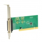 IOCREST IO-PCI351-1P PCI to DB25 Pinter Serial Port Expansion Card w/ WCH351Q Chip
