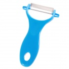 Chic Chefs Horizontal Ceramic Peeler (Assorted Color)