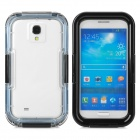 Protective Waterproof Case for Samsung Galaxy S3 / S4 - Black + Transparent