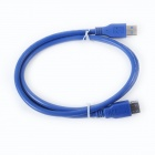 ULT-unite ULT-0203 All Copper USB 3.0 Male to Female Extension Cable - Blue (60cm)