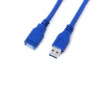 ULT-unite USB 3.0 Male to Female High Speed Copper USB Extension Cable - Blue (1.5m)