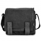 CADEN Water Resistant Nylon One-Shoulder Camera Bag for SLR - Black