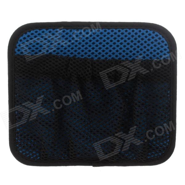 P0601 Multifunctional Car Storage Bag - Black + Blue
