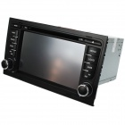"LsqSTAR 7 ""Android 4.0 Auto-DVD-Spieler w / GPS, TV, RDS, PIP, SWC, CAN-Bus, 3D-UI, Dual-Zone für A4"