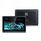 "iRulu 7"" Android 4.1 Dual Core Tablet PC w/ 512MB RAM, 4GB ROM, Dual Camera, HDMI, Wi-Fi - Black"
