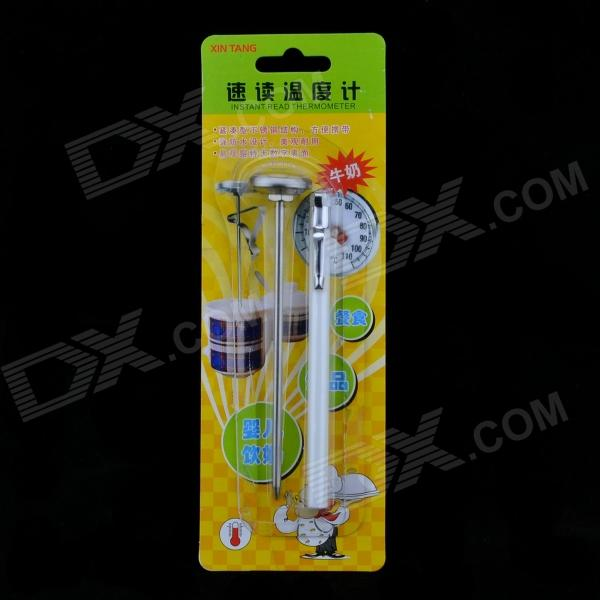 XinTang Fast Reading Cooking Thermometer - white + Silver cooking well prostate health