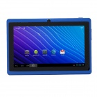 iRulu AK329 7' Android 4.2 Tablet PC w/ 512MB RAM, 8GB ROM, Dual-Camera, Wi-Fi - Blue