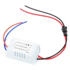JR 10W-900mA LED Driver - White (AC 85~268V / 50/60Hz)