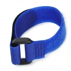 Nylon + Velcro Band Tie for GoPro Hero 3 / 3+ and Wi-Fi Wireless Remote Control - Blue