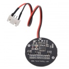 HJ 12 Cambio de color LED Night Lights para aviones RC con Mucilage pegamento y sensor de conexión FPV