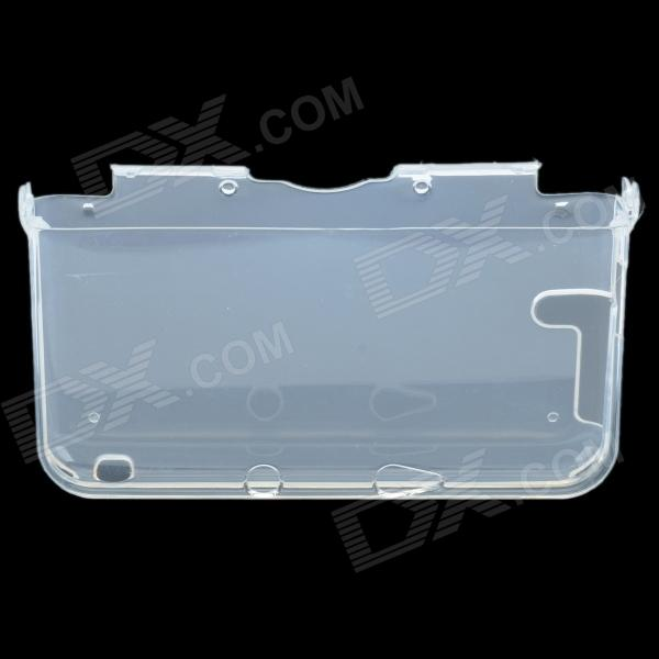 CHEERLINK Protective TPU Full Body Case for 3DSLL - Transparent