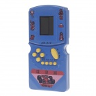 AX-214 Classic Handheld Game Player - Blue + Yellow (2 x AA)