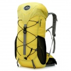 LOCAL LION Outdoor Sports Multifunction Nylon Backpack - Yellow