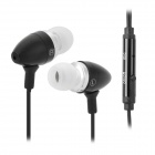 Universal-3.5mm In-Ear-Ohrhörer w / Mikrofon / Cable Control