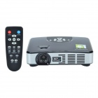 MOV298A LED Mini Business Family Smart HD Projector w/ Built-in Android 4.0 - Black