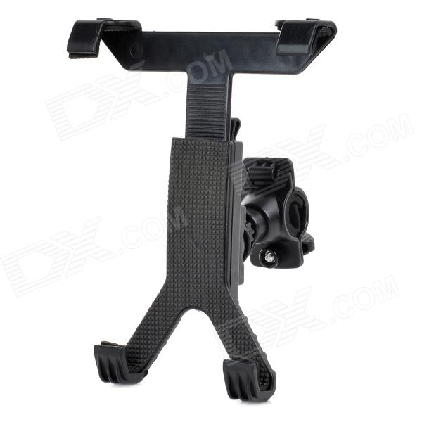 IKKIP-039 Microphone Stand Tablet Mount with 360 Swivel Adjustment Holder for Ipad AIR - Black