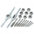WLXY WL-6520 Tap and Die Set (20 PCS)