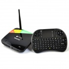 Ideastar CS968 Quad-Core Google TV Box w/ 2GB RAM, 8GB ROM, 2.0 MP Cam, Bluetooth, Mic + Keyboard