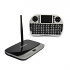 iTaSee IT808II + I8 Air Mouse Quad-Core Android 4.2 Google TV Player w / 2 GB RAM / 8GB ROM / HDMI US