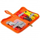 WLXY WL-35 Cable coaxial alicates que prensan / cortador / Stripper Tool Set