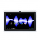 "iRulu ZAK304 7"" Android 4.0.3 Tablet PC w/ 512MB RAM, 8GB ROM, Dual-Camera - White + Black"