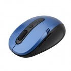 Rapoo 7100 2.4GHz Wireless Optical Mouse - Schwarz + Schwarz (1 x AA)