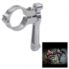 GUB Aluminum Alloy Bicycle Water Bottle Holder - Silver