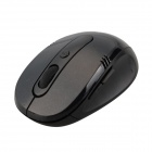 Rapoo 7100 2.4GHz Wireless Optical Mouse - Black (1 x AAA)