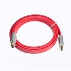 ULT-unite HDMI V1.4 Male to Male High Speed AV Transmission Cable - Red + Silver (1.5m)