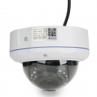 ZONEWAY ZW-NC858M Free DDNS 1080P CMOS 2.0MP IP Camera w/ 30-LED IR Night Vision - White