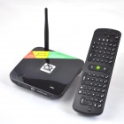 Jesurun CS968 Quad-Core Android 4.2.2 Google TV Player w/ 2GB RAM, 8GB ROM, 2MP CAM, RC11 Air Mouse