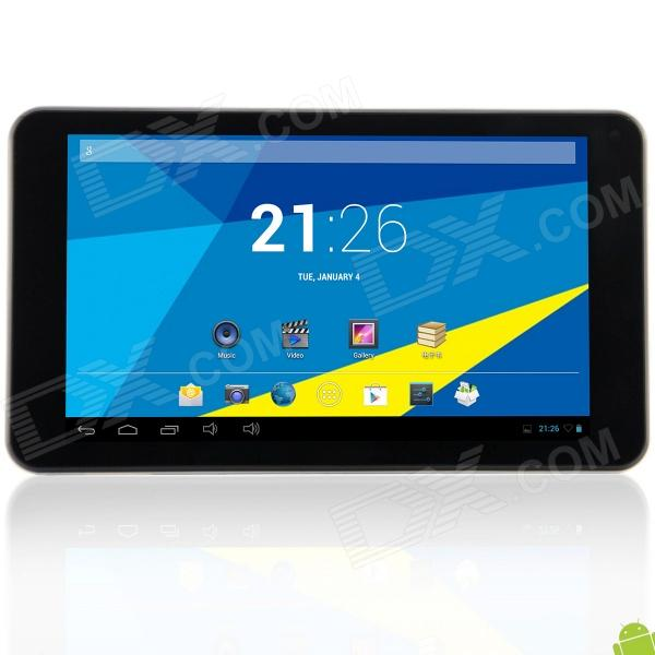 Vido N70S-DZ 7.0 Android 4.2.2 Dual Core Tablet PC w/ 512MB RAM, 8GB ROM, Wi-Fi - White + Black рекламный щит dz 5 1 j1d 081 jndx 1 s d