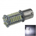 1156 / BA15S / P21W 3W 250lm 36 x SMD 7020 LED Cool White Car Steering Light / Backup Lamp - (12V)