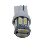 T10 / 194 / W5W 1.5W 100lm 10 x SMD 7020 LED Cold White Car Clearance lamp / Side Light - (12V)
