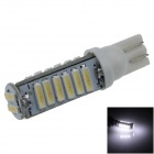 T10 / 194 / W5W 2.5W 180lm 20 x SMD 7020 LED blanc froid clairance de voiture lampe / Side Light - (12V)