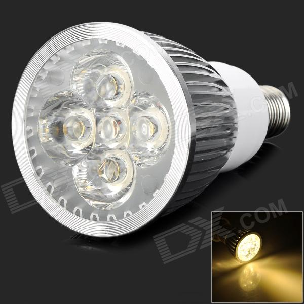 "E14 5W E14 5W """"650""""lm 3500K 5-LED Warm White Spotlight (AC 85~265V)"