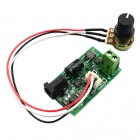Jtron 80W Micro PWM DC Motor Speed Controller - Green (DC 6~28V)