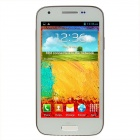 "RSTM02 MTK6572 Dual-Core Android 4.2.2 WCDMA 3G Phone w / 4,3 ""Bildschirm, Wi-Fi, FM, GPS"