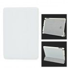 Protective PU Leather + PC Case for Ipad AIR - White