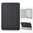 Protective PU Leather + PC Case for Retina Ipad MINI - Black