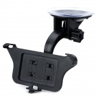 Car 360 Degree Rotation Mount Holder for Iphone 5C - Black