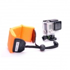 Fat Cat Wrist Strap Floaty Foam Dive Strap /FKM Screw Ring for Gopro Hero 4/ 3+/3/2/1/SJ4000