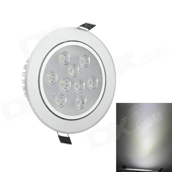 9W 6000K 800-Lumen 9-LED White Light Ceiling Down Lamp Spotlight (AC 85~265V) e27 9w 9 led 810 lumen 6000k white light bulb 85 265v ac