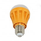 CF-LED-058-2 E27 5W 450lm 3000K 18-2835 SMD LED Warm White Bulb - White+ Yellow (85-265V)