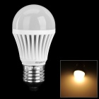 LG-GB-C06 E27 6W 220lm, 4200K, 6-5630 SMD LED Warm White Light LED-Lampe - Weiß (AC 85 ~ 265V)