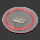 NFC Mifare 1K ISO14443A 13.56MHz RFID Smart Tag - Red + Translucent