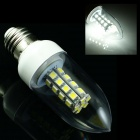 GCD K9 E27 4W 180lm 5500K 30-SMD 5050 LED White Energy Saving Light Bulb (AC 85-265V)