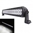 60 Degree Flood Beam 120W 10200lm 40-LED White Work Light Bar Offroad Lamp / SUV ATV Lamp